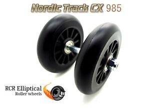 Replacement Nordic Track CX 985 Elliptical Wheel Roller Kit CX985 parts