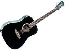Eko Ranger 6 EQ Black Chitarra acustica