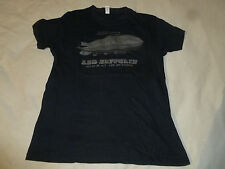 VINTAGE LED ZEPPELIN DAY ON THE GREEN 1977 CONCERT SHIRT SIZE L RARE GENIUNE >>