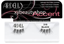 8 Pairs Ardell Natural Accent 318 Fashion Lash Fake Eyelashes Black