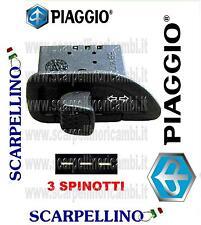 INTERRUTTORE PULSANTE FRECCE APRILIA PIAGGIO SCARABEO -SWITCH HORN- 638628