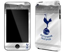Tottenham HOTSPUR Football Club IPOD TOUCH 4 Pelle Autoadesivo Ufficiale Spurs Nuovo