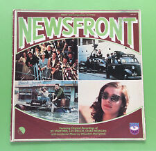 Newsfront - Music and Songs from the Film - EMI Australia EMB 10411