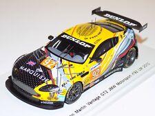 1/43 Spark Aston Martin Vantage car #92 JMV Racing 2010 24 H of Le Mans  S2590