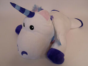 "Melissa & Doug Cuddle Unicorn 28"" Large Plush Stuffed Animal Pillow"