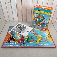Yo Ho Ho! Vintage Board Game Rare By Jumbo 1990 | 2 - 4 Players | Age 7+