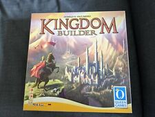 Kingdom Builder board game by Donald X Vaccarino (English)