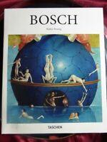 "Hieronymus BOSCH ""Between Heaven & Hell"" HB ART BOOK Walter Bosing / Taschen"