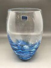 Caithness Glass Art Glass Vase - 16.5 Cm Tall