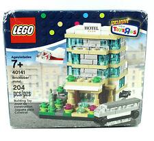 Lego Bricktober Hotel #40141, Toys R Us Exclusive Retired Set (2015)