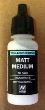 Vallejo Matt Medium 17 ml 70540