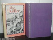 JILL PATON WALSH : The Huffler HARDBACK 1st Ed illus Juliette Palmer NARROW BOAT