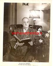 Vintage Sydney Greenstreet RUTHLESS '48 Edgar G. Ulmer Publicity Portrait