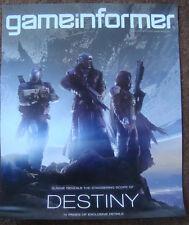 GameStop PAX E3 2014 Destiny Evolve Game Informer Print Poster Glossy Cardstock