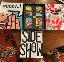 Sideshow Gift Box - $150 Value - In the Studio book and more!
