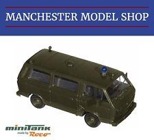 Roco Minitanks 05142 HO 1:87 Volkswagen transporter type 3 Ambulance Bundesheer