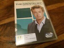 The Mentalist - Complete Third Series Season 3 Three 5 Disc AUS R4 DVD Mint