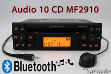 Original Mercedes Audio 10 CD MF2910 Bluetooth mit Mikrofon Autoradio MP3 AUX-IN