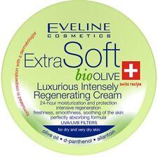 Eveline Extra Soft Luxurious Intensely Regenerating Cream Bio Olive 200 ml