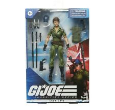 "G.I. Joe Classified Series - Lady Jaye - 6"" Action Figure - Hasbro - In Hand"