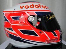 JENSON BUTTON 2013 F1 REPLICA HELMET FULL SIZE HELM CASQUE