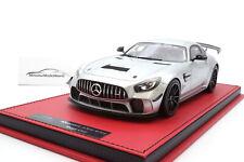 Mercedes-Benz AMG GT4 Test Car - Team TRC - Silber - 1:18 - Peako (TAG1)