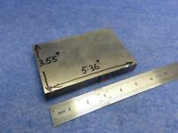 1.410 kg. Tungsten Mallory 3000 Bucking Bar 6/'/'x 0.99/'/'x 0.79/'/'