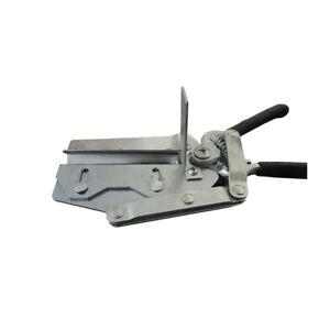 Handheld Metal Bender Pliers Rapid Bending Tools Bending Machine Portable