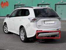 NEW Rear Diffuser (Pad, Lip) for Mitsubishi Outlander 2012, 2013, 2014