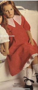 "Vintage 1993 HAPPY NELE Sabine Esche Artist Doll for Gotz 26"" Limited Edition"