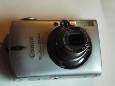 Canon PowerShot SD500 / Digital IXUS 700 7.1MP Digital Camera - Silver