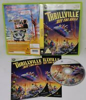 Thrillville Off The Rails Xbox 360 UK PAL FAST FREE UK POSTAGE