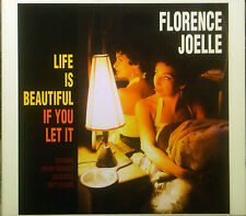 CD FLORENCE JOELLE - life is beautiful if you let it