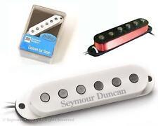 Seymour Duncan® SSL-5 Custom Staggered for Strat Single-Coil Pickup~White~New
