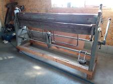 Schechtl Abkantbank KS 200 (2,00m, 1,0mm) Blechbiegemaschine