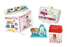 Re-Ment Miniature Sanrio Hello Kitty items in girl's room Set # 6