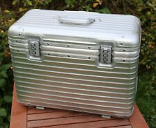 Rimowa Koffer Pilotenkoffer Trolley aus Aluminium