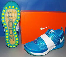 MENS NIKE ZOOM REVIS in colors BLUE / WHITE / BLUE / GM LGHT BROWN SIZE 9.5