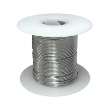 16 Awg Gauge Stainless Steel 316l Wire 25 Length 00508 Diameter