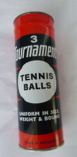 Vintage Tennis Ball Tournment  key wind unopened Made in England