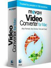 Movavi Video Converter {Mac} ,180+ media file formats, avi, wmv, MP4, FLV, MKV