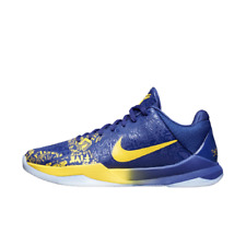 "[Nike] Kobe 5 Protro ""5 Rings"" Basketball Shoes - Concord Gold(CD4991-400)"