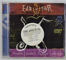Ear To Ear Short Cuts Music Sound Design Stuff CD MINT