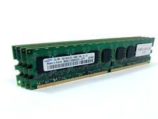 Samsung M391T2953EZ3-CF7 4GB (4x1GB) PC2-6400E DDR3-800 240-Pin Server RAM