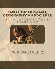 The Hunger Games, Geography and Science : Student Crossword Puzzles Grades 5...