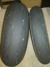 Bridgestone Battlax RS10 (120/70Fzr17 & 190/55Rzr17) Tire Set