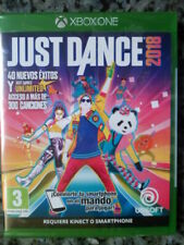 Just Dance 2018 Xbox One Nuevo Baila Canta fitness Shakira Gaga Perry Beyonce´