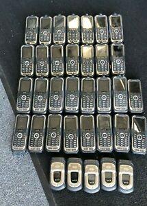 LOT OF 30 SPRINT KYOCERA DURAPLUS E4233 3G RUGGEDPTT PHONE +5 E4277