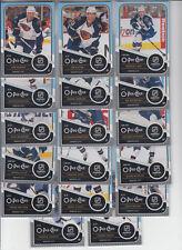 11/12 OPC Winnipeg Jets 17 card Team Set - Hainsey Little Ladd Byfuglien Kane +