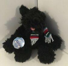TESCO CHILLY & FRIENDS Scamp The Scottie Dog Soft Toy ~ Plush Black BNWT